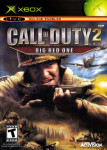 Xbox - Call of Duty 2: Big Red One (front)