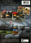 Xbox - Call of Duty: Finest Hour (back)