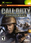 Xbox - Call of Duty: Finest Hour (front)