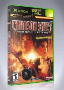 Xbox - Crimson Skies: High Road to Revenge