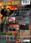 Xbox - Crimson Skies: High Road to Revenge (back)