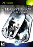Xbox - Medal of Honor: European Assault (front)