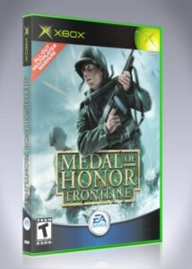 Xbox - Medal of Honor: Frontline