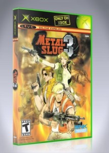 Xbox - Metal Slug 3