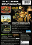 Xbox - Metal Slug 3 (back)