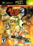 Xbox - Metal Slug 3 (front)
