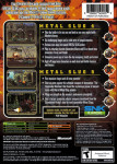Xbox - Metal Slug 4 (back)