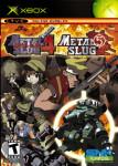 Xbox - Metal Slug 5 (front)