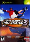 Xbox - Tony Hawk's Pro Skater 3 (front)