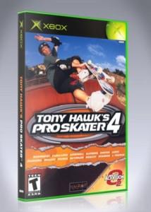 Xbox - Tony Hawk's Pro Skater 4