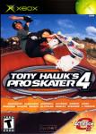 Xbox - Tony Hawk's Pro Skater 4 (front)