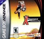 GBA - X Games Skateboarding (front)