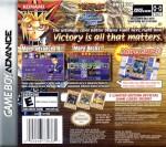 GBA - Yu-Gi-Oh! World Championship Tournament 2004 (back)