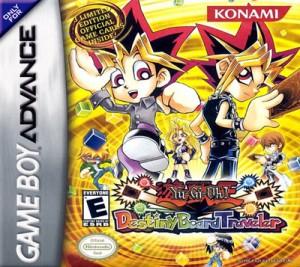 GBA - Yu-Gi-Oh! Destiny Board Traveler (front)