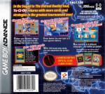 GBA - Yu-Gi-Oh! Worldwide Edition (back)