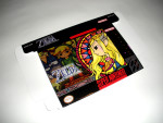 SNES - Legend of Zelda: Goddess of Wisdom Game Box